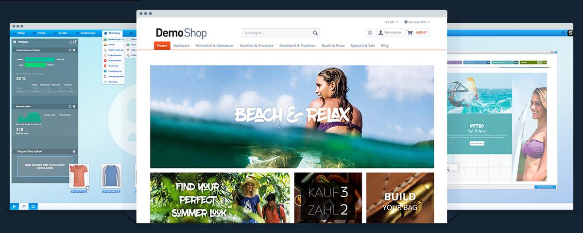 Onlineshops Erstellen Mit Netkitchen E Commerce Leicht Gemacht